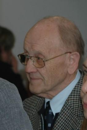 Priester i.R. Günter Luther (2005)