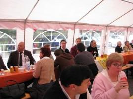 NAK Eschweiler - Brunch nach der Konfirmation 2009